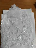 Перчатки свадебные #11 белые