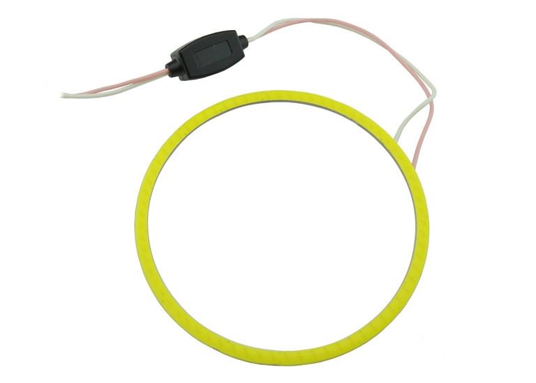 Светодиодное LED кольцо COB 100mm