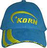 """Бейсболка с логотипом под заказ. Бейсболка """"Korn"""""""