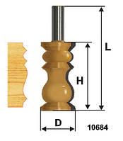 Фреза кромочная фигурная ф32х57, хв.12мм (арт.10684), фото 1