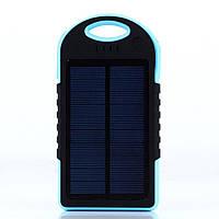 Солнечное зарядное устройство Solar Charger 16000 - цвет чёрный