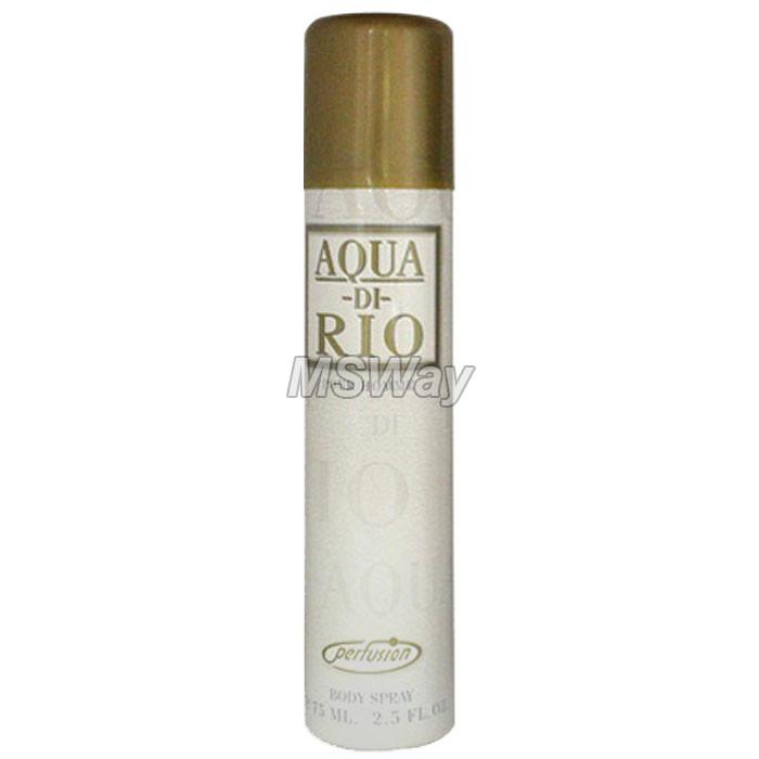 DEO 75ml - Aqua Di Rio (Perfusion) парфюмир. деодорант мужской