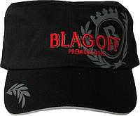 "Бейсболка с логотипом под заказ. Бейсболка ""Blagoff"", фото 1"