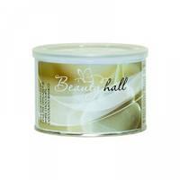 Воск для депиляции в банке белый шоколад Beautyhall White Chocolate 400 мл