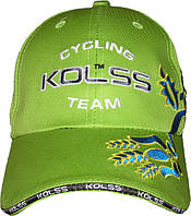 "Бейсболка с логотипом под заказ. Бейсболка ""Kolss"""