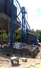 Завальная яма производительностью 20 тонн в час