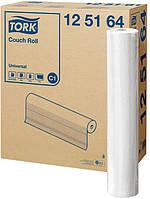 Медицинские бумажные простыни в рулонах Tork Universal 59 см,