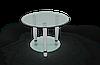 Стол журнальный стекло МТ-06