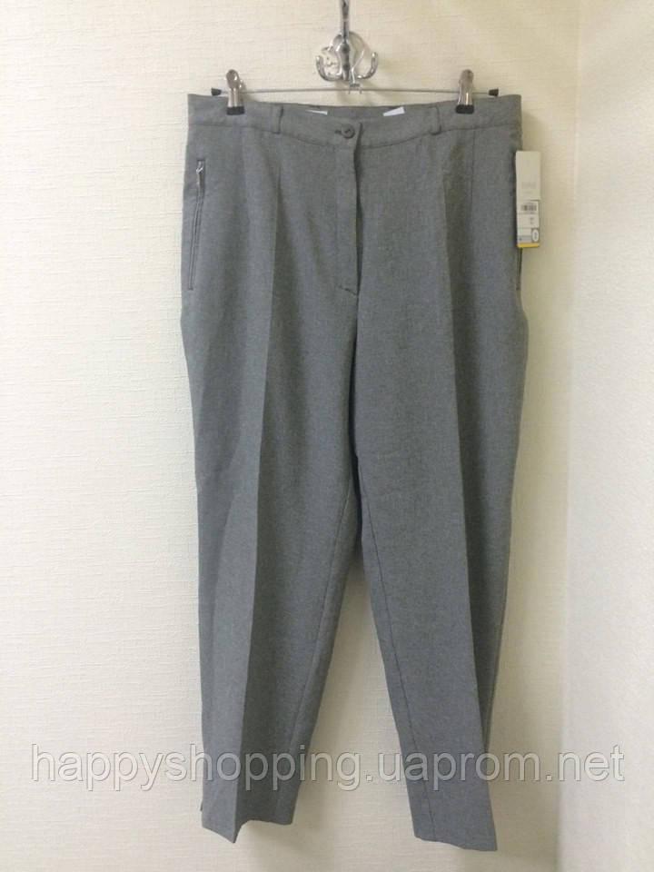 Серые брюки C&A