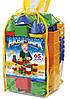 Конструктор детский Аквапарк - 65 деталей в сумке