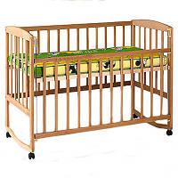 Кровать для детей деревянная 1004