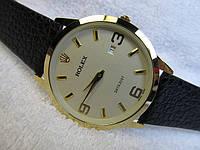 Мужские кварцевые наручные часы японский механизм