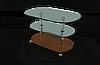Овальный журнальный столик МТ-15