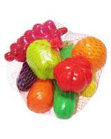 Набір Фрукты-овощи - 8 предметов ОРИОН 362