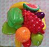 Набор Фрукты-овощи- 16 предметов ОРИОН 379