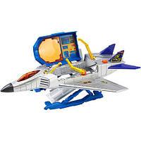 Трек Hot Wheels Транспорт специального назначения самолет City Jet Fueler A
