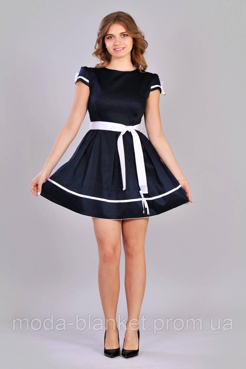 5455b56abb5565e Неотразимое платье в горошек, цена 370 грн., купить в Хмельницком ...