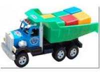 Машина Фарго кубики великі 009/5 БАМСИК