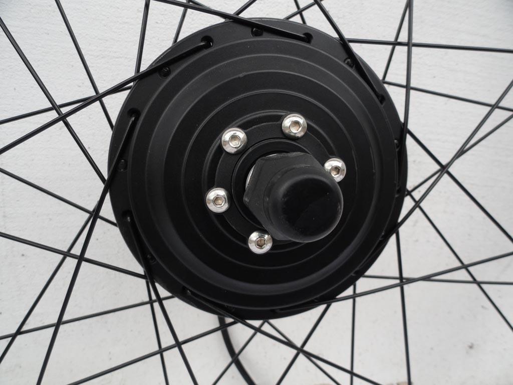 Электронабор 36(48)в 350вт 20,24,26,28 дюймов под свинцовый аккумулятор - EcoMotors в Киеве