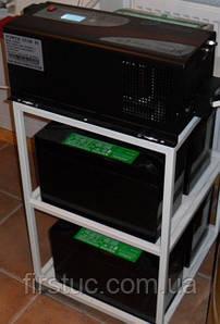 Типовые системы бесперебойного питания для дома, квартиры, офиса