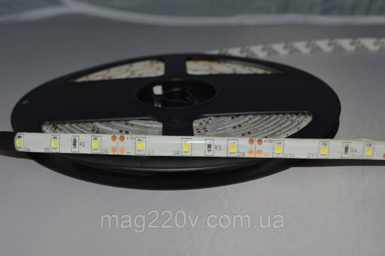 LED лента SMD3528 60 D/m IP 20 ( CW )