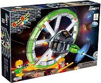 Конструктор Космический корабль 512 деталей BanBao