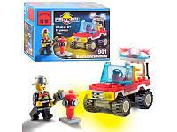 Конструктор Пожарная тревога 62 детали Brick 901