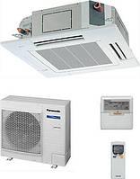 Кассетный кондиционер Panasonic SF43DB4E5/CU-YL43HBE5 Inverter