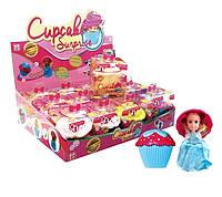 Кукла серии Ароматные капкейки S2 (12 видов в ассортименте, в дисплее) Cupcake Surprise