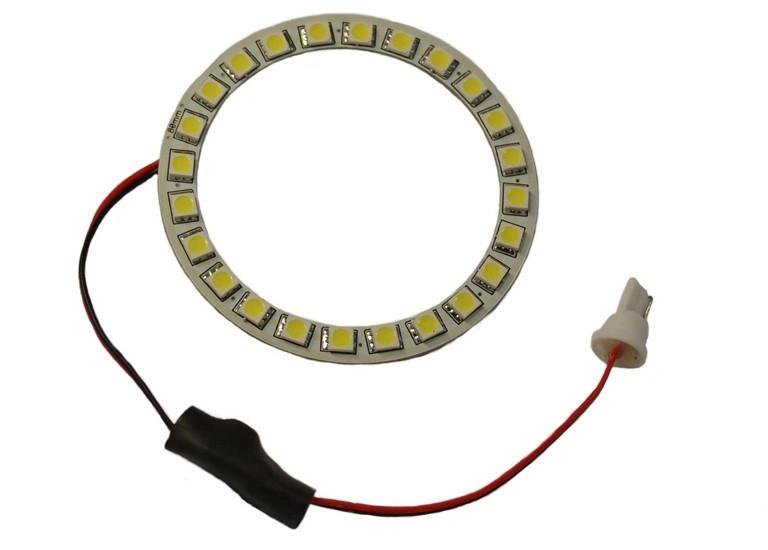 Светодиодное LED кольцо SMD 5050 80mm