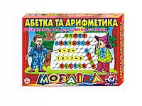 Мозаїка  Абетка  та  арифметика ТехноК 2223