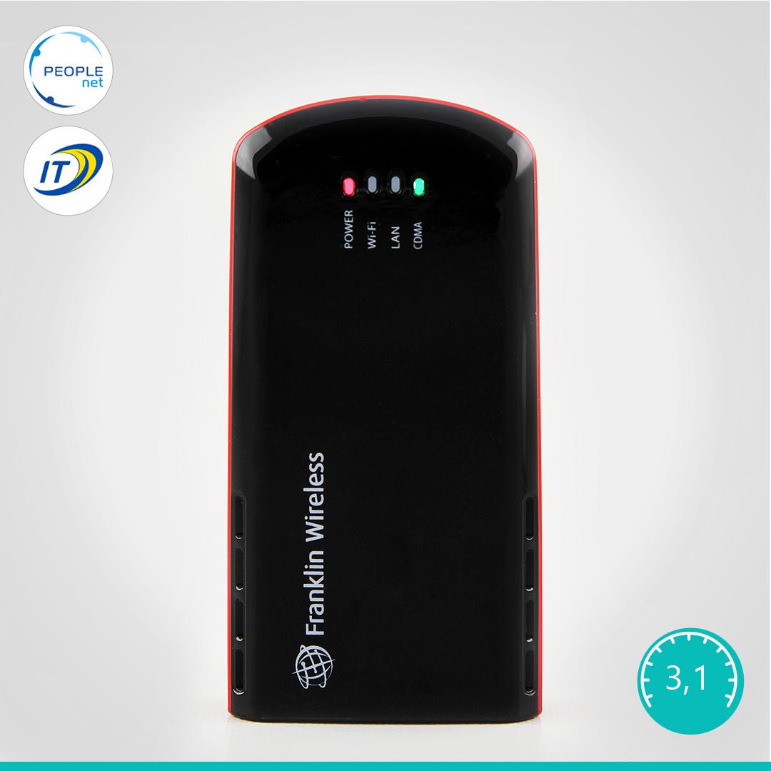 Мобильный 3G WiFi Роутер Franklin R526 (Наличие Lan-порта)