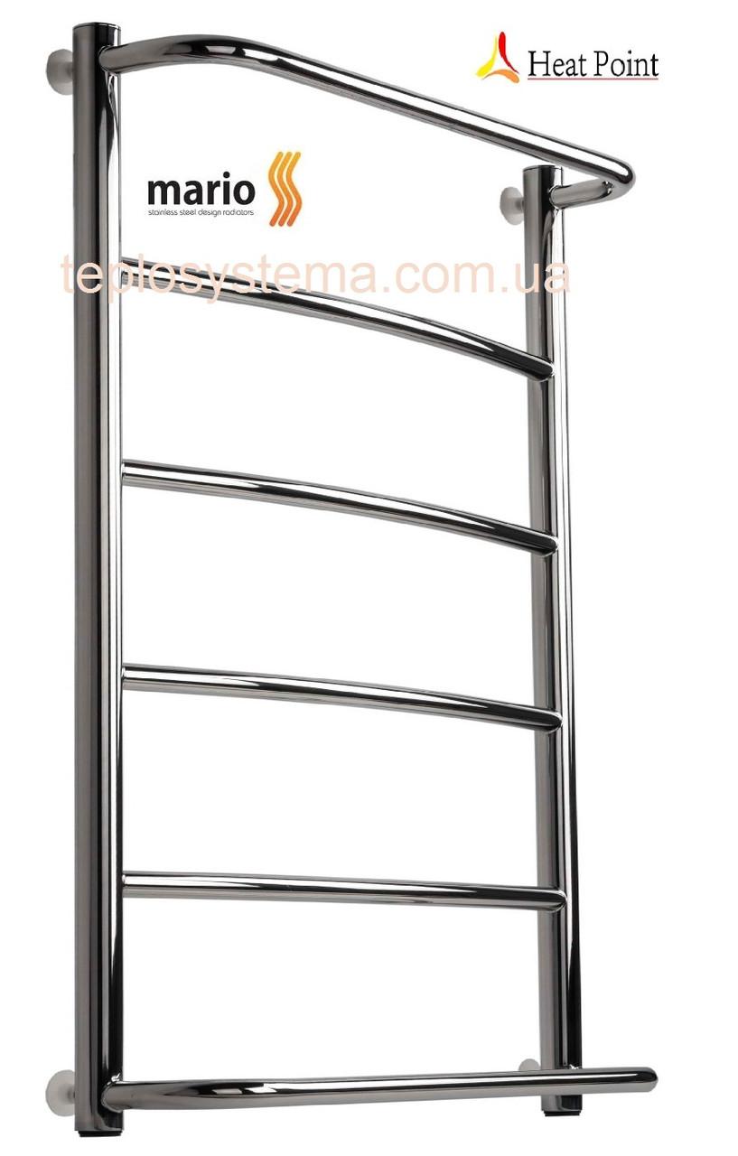 Полотенцесушитель MARIO Люкс HP 800x430/400 (Heat Point) водяной
