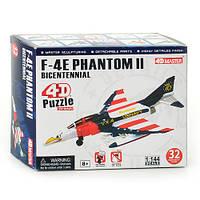 4D Пазлы Самолет F-4E 4D Master 26216