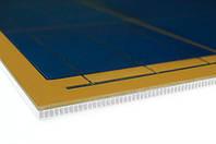 Новый тип солнечных батарей безрамной конструкции