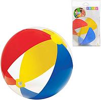 Детский надувной мяч Intex 59032 разноцветный