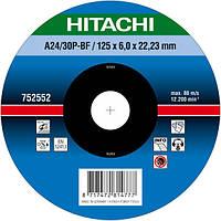 Диск для зачистки металла 150х6,0х22,2  Hitachi / HiKOKI 752553, фото 1
