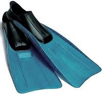 Ласты для плавания Intex 55935, размер L (26-29 см)