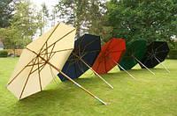 Зонты садовые, пляжные