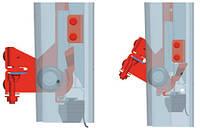 Система защиты от поддомкрачивания, фото 1