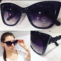 Женские модные солнцезащитные очки с красивой оправой t-4316241