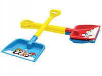 Іграшка Лопатка А  (з малюнком) ТехноК 3398