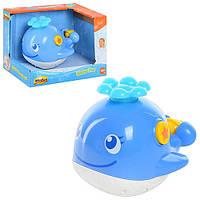 Игрушка для купания фонтан Кит WinFun 7107 NL