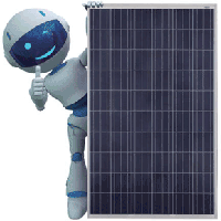 Сонячний фотомодуль Ja Solar PERCIUM JAM6 (L) 60-260 / PR
