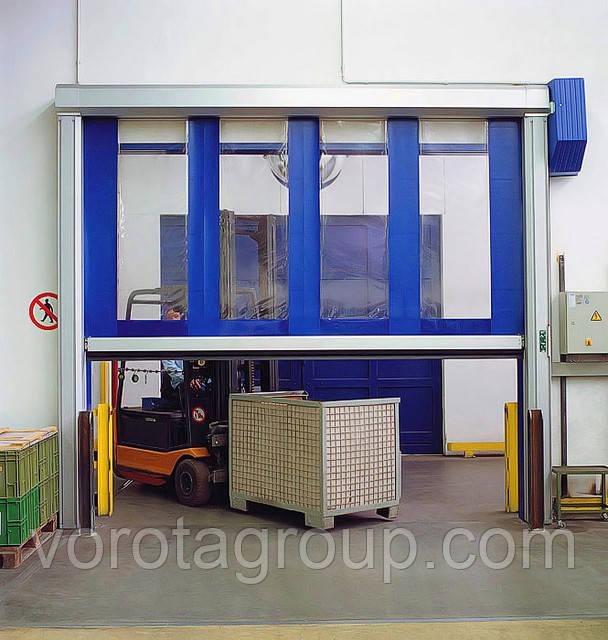 Скоростные ворота Alutech RapidProtect TM 300 MP 2,8м*2м