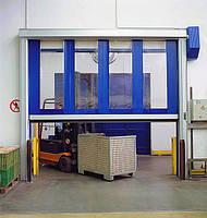 Скоростные ворота Alutech RapidProtect TM 300 MP 2,8м*2м, фото 1