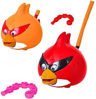 Детская игрушка каталка на палке Tongde 1009698/4948-111  Angry Birds (2 цвета)