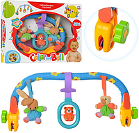 Погремушка-подвеска на кроватку 391 Umi Toys