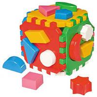 """Куб """"Розумний малюк"""" ТехноК 0458"""