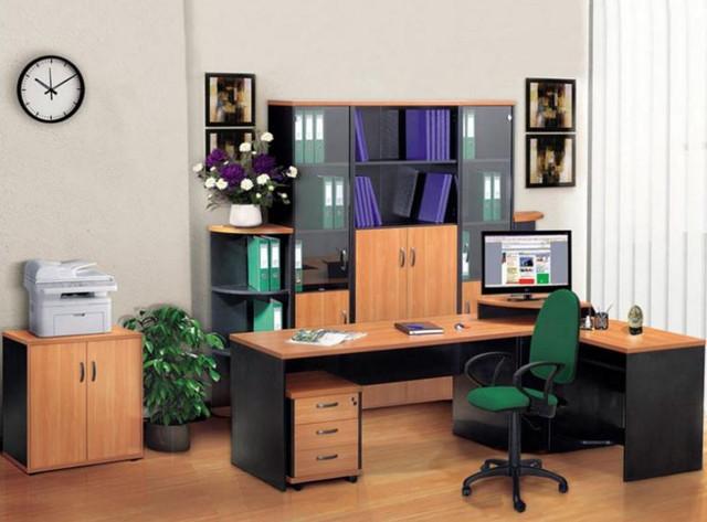 Корпусная мебель Уно (Uno) для офиса (Интерьер)